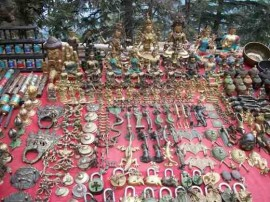 Shopping of Rare Tibetan Articles